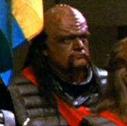 Klingon Khitomer attendee 5