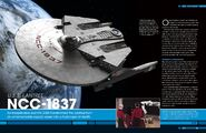 Star Trek Shipyards Starfleet Ships 2294 to the Future 2nd ed, pp. 60-61 spread