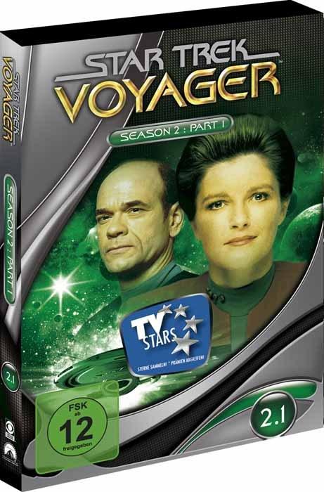 VOY DVD-Box Staffel 2.1