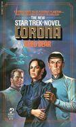 Corona (novel) cover