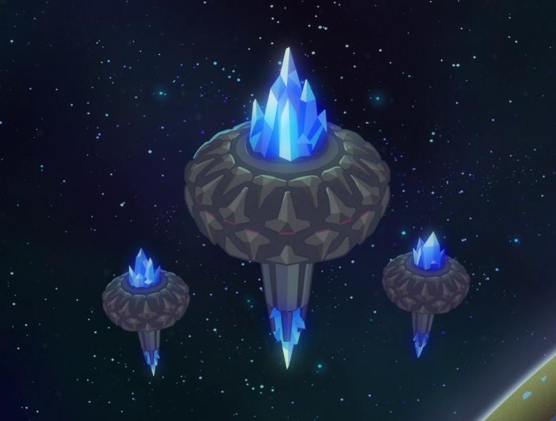Gelrakian ship