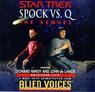 Spock vs. Q 2