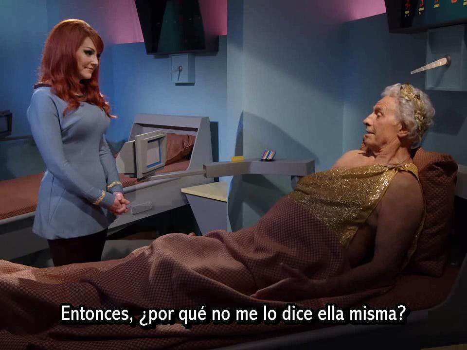 Star Trek Continues - Peregrino de la eternidad - Pilgrim of Eternity (en español)