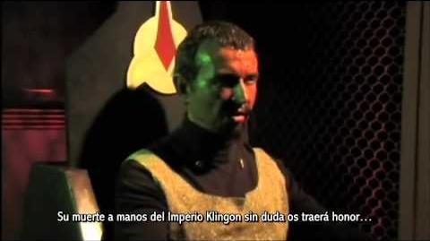 Star Trek Phase II - El escenario invencible - No Win Scenario (en español)