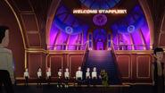 Starbase 25 Ballroom Alpha entrance
