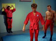 Starfleet male athletic wear, 2266
