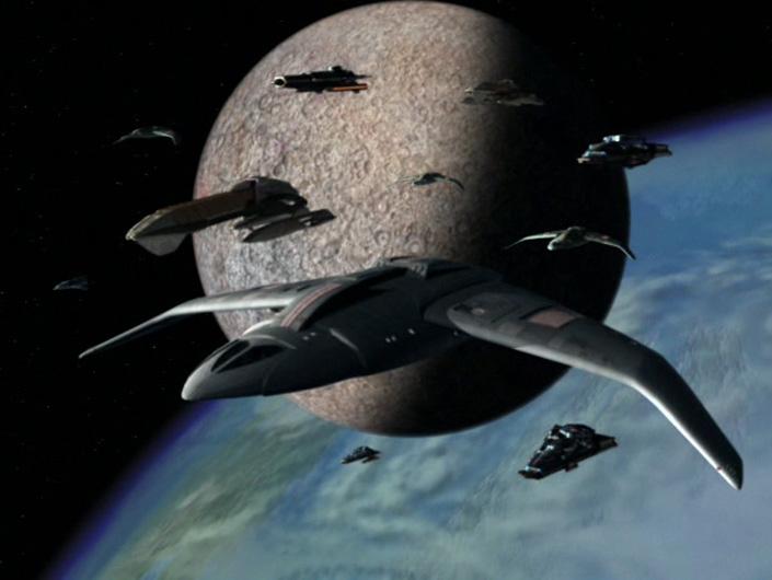 Ship's log, Kira's interceptor