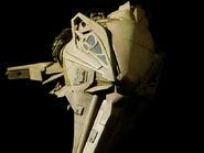 Kazon fighter studio model at image G