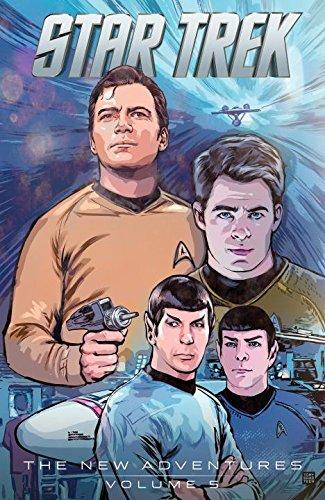 Star Trek: New Adventures, Volume 5