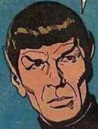 Spock, Gold Key comics