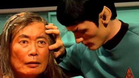 Star Trek Phase II - Una vida que recordar - World Enough and Time (en español)
