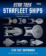 Star Trek Shipyards Starfleet Ships 2294 to the Future 2nd ed cover