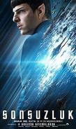 Star trek sonsuzluk, spock