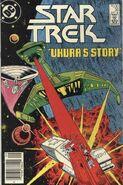 Uhuras story