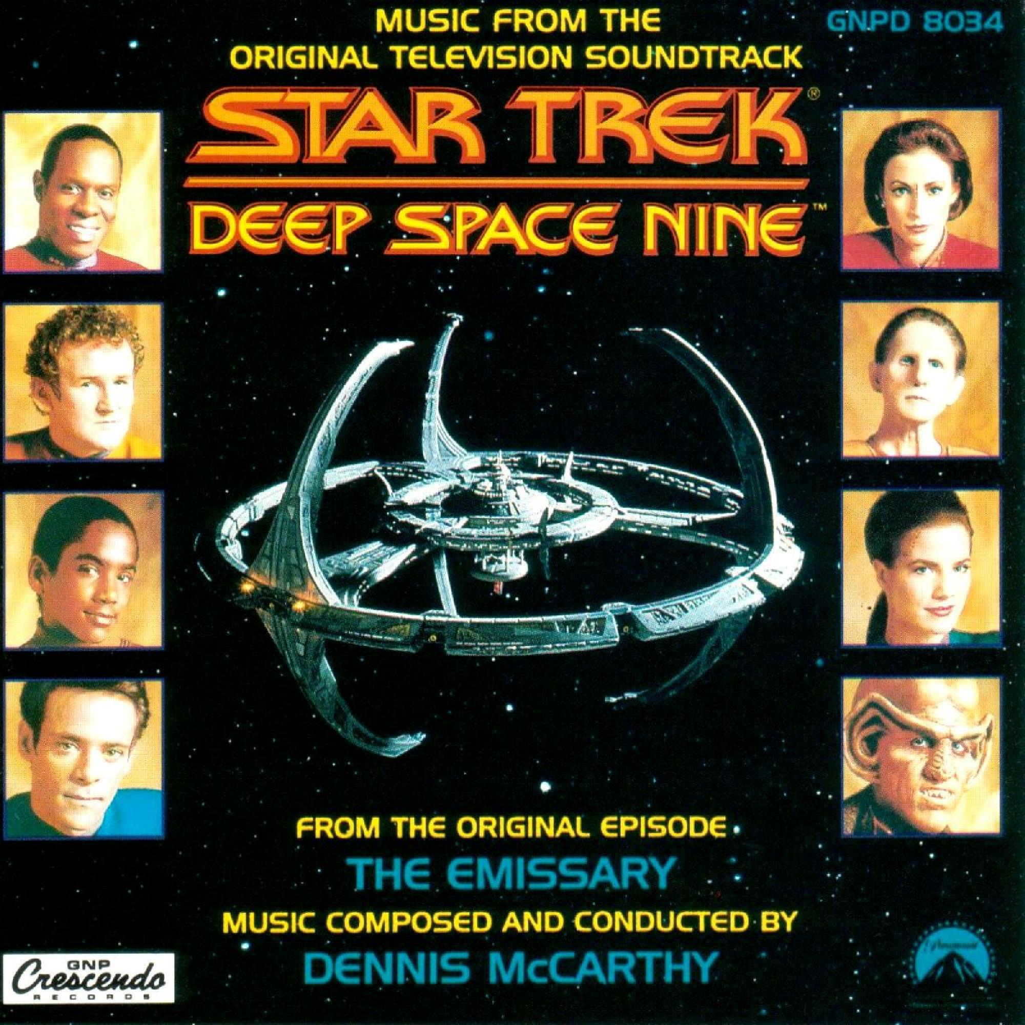 Star Trek: Deep Space Nine – The Emissary