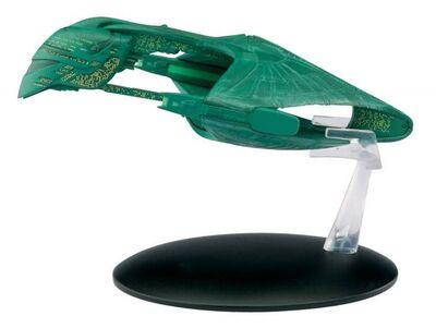 Raumschiffsammlung 6 Romulanischer Warbird.jpg
