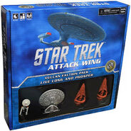 ST Attack Wing Vulcan LLAP Faction Pack