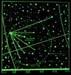 Spaceflight Chronology starchart 5