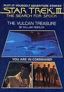 Star Trek III The Vulcan Treasure