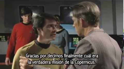 Star Trek Phase II - Sangre y fuego - Blood and Fire (en español)