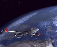 NX-Alpha w orbicie Ziemi