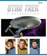 Star Trek The Original Series A Celebration cover