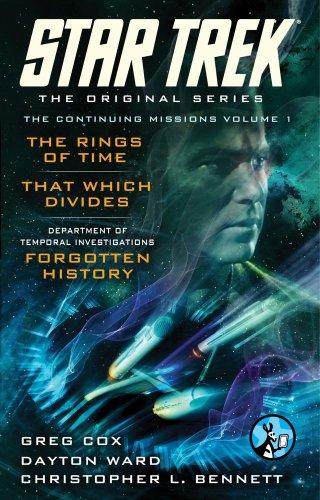 Star Trek: The Original Series - The Continuing Missions, Volume 1