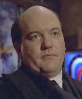 ...as Gerald Moss