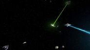 ISS Enterprise battles with Xindi starships