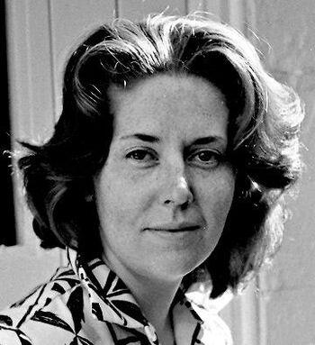 Joan Pearce in 1961