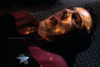 Burke's death