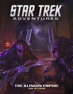 Star Trek Adventures - The Klingon Empire Core Rulebook