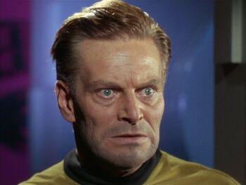 Lieutenant Commander Benjamin Finney
