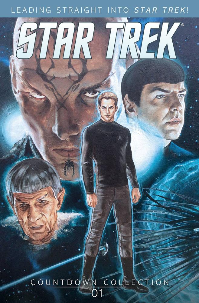 Star Trek: Countdown Collections, Volume 1