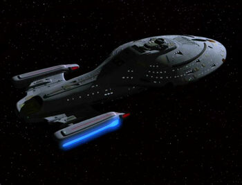 The USS <i>Voyager</i>