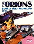 The Orions - Book of Deep Knowledge