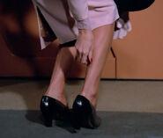 Crusher's stockings