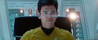 Hikaru Sulu (chronologie alternative)