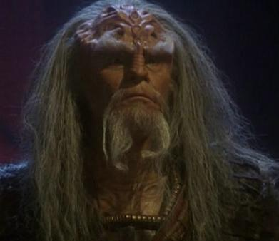 Chancellor of the Klingon High Council