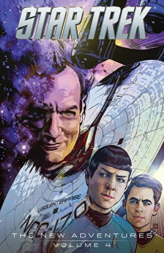 Star Trek: New Adventures, Volume 4