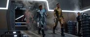 Starfleet EV jumpsuits, 2257