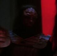 Klingon high council member 12, 2366