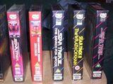 Star Trek films (UK VHS)