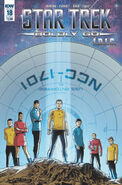 Star Trek Boldly Go, issue 18