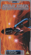 TNG 5.7 UK VHS cover