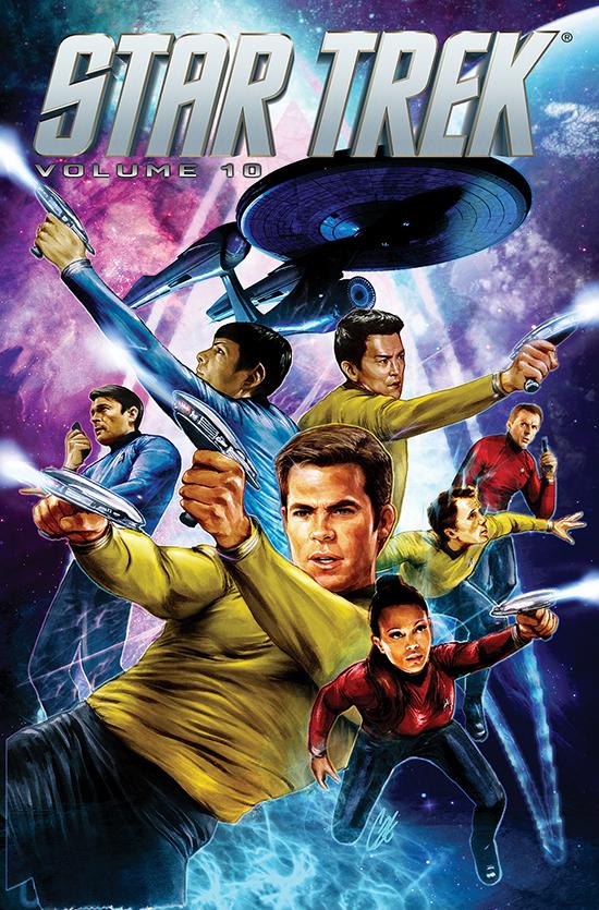 Star Trek, Volume 10