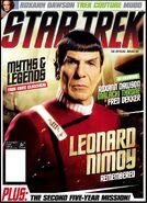 Star Trek Magazine issue 180 cover