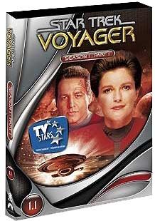 VOY DVD-Box Staffel 1.1