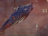 Vulcan cruiser (23rd century)