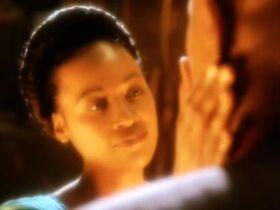 Sarah Sisko touches Benjamin Sisko.jpg